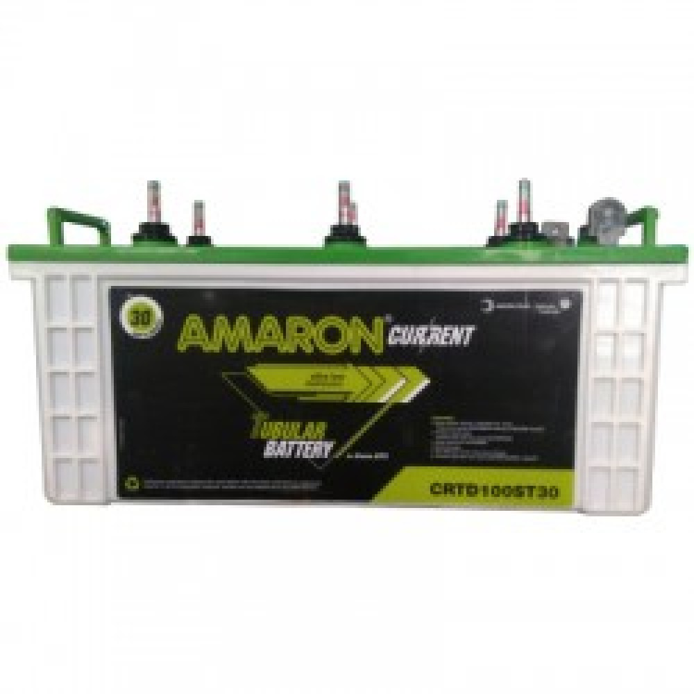 Amaron DP100ST36 (100AH) Short Tubular Battery