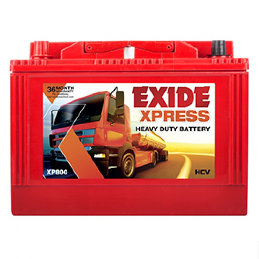 Exide Xpress XP800 (80AH)