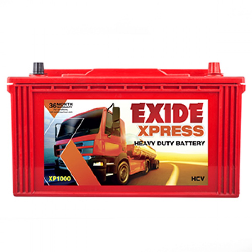 Exide Xpress XP1000 (100AH)