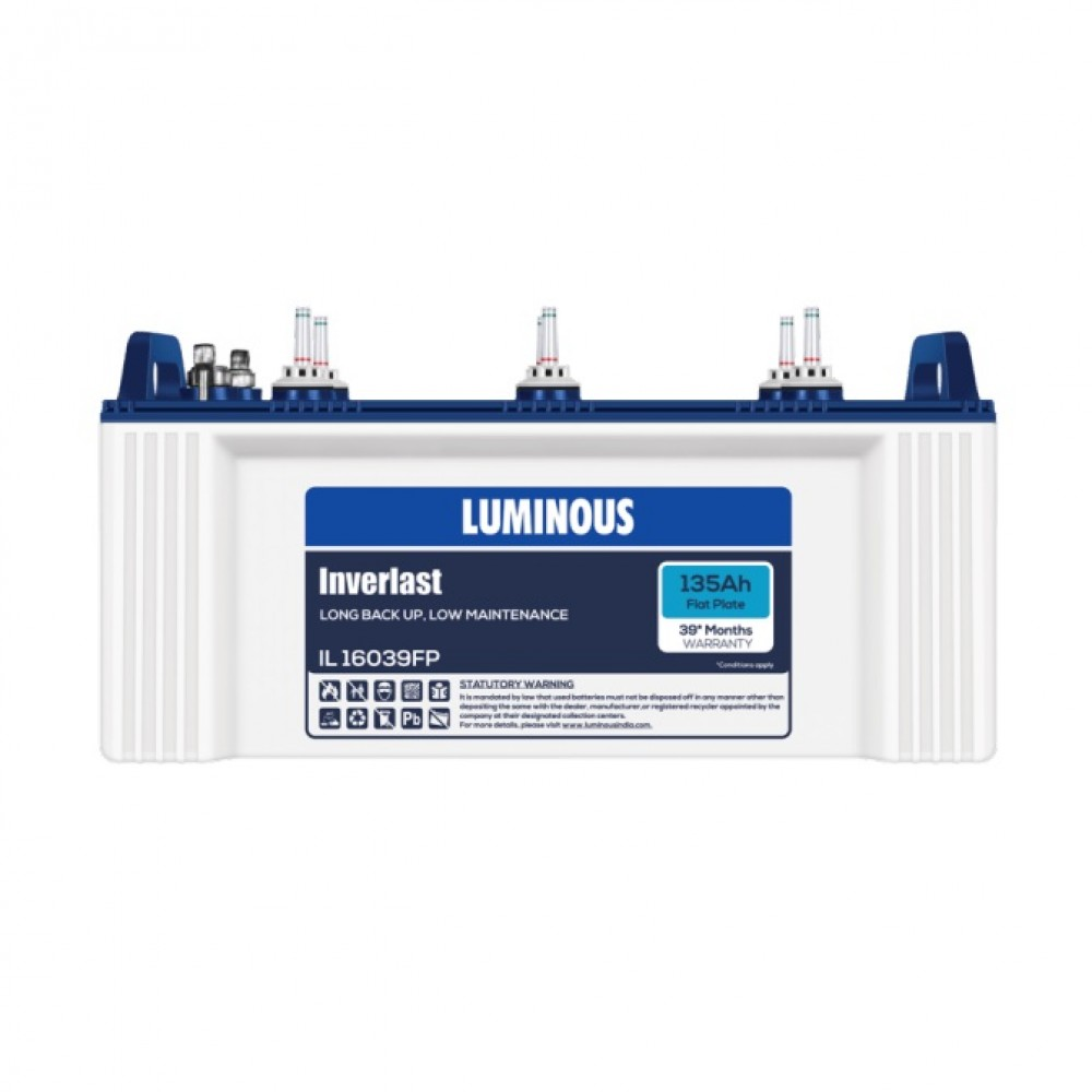 Luminous Inverlast IL 16039FP 135AH
