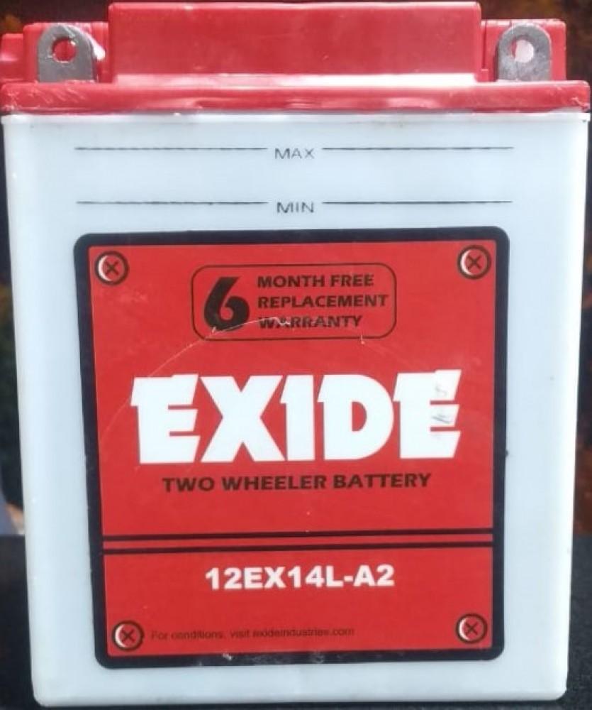 Exide EX14AL-A2