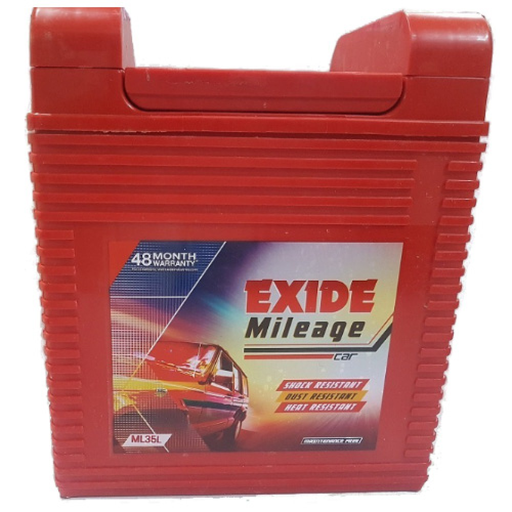 Exide Mileage ML35L