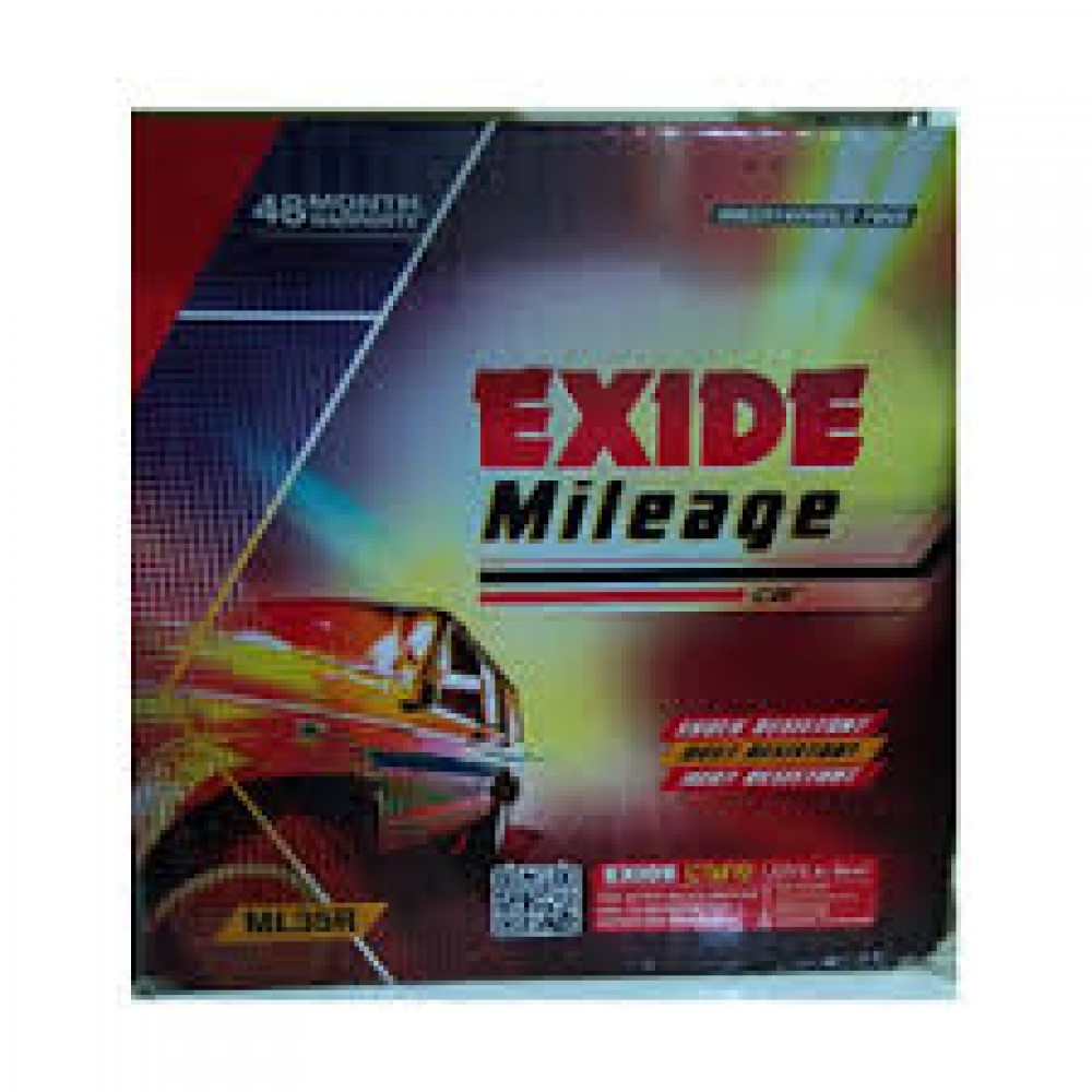 Exide Mileage ML35R