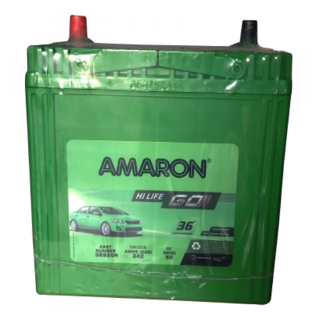 Amaron GO 38B20L
