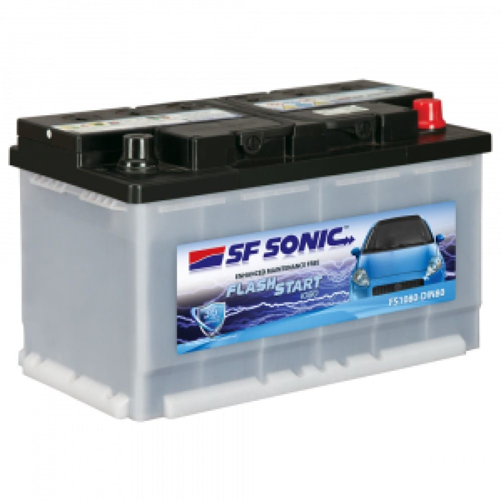 SF Sonic Flash Start 1080 FS1080 DIN80