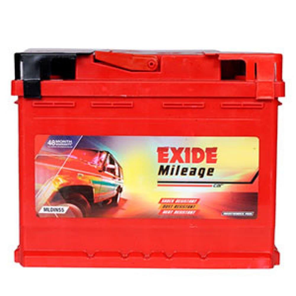 Exide Mileage MLDIN55