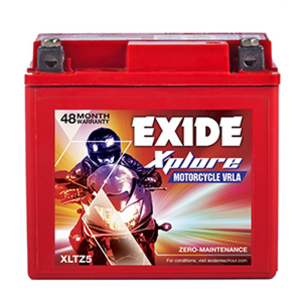 Exide Xplore XLTZ5