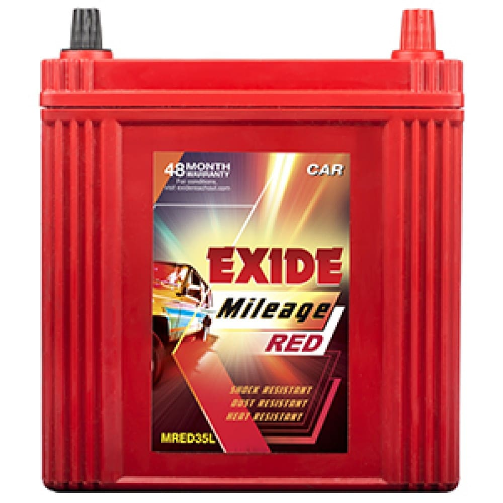 Exide Mileage MRED35L