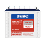 Luminous RED CHARGE RC25000 200AH