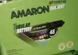 Amaron Current Short Tubular AR105ST48