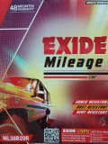 Exide Mileage ML38B20R