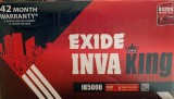 Exide Inva KING IK5000 (150AH) Inverter Battery