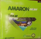 Amaron Tall Tubular Inverter Battery (Amaron-CR-DP150TT42-150AH)