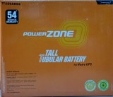 Power Zone PZ TT200AR54 - 200AH - Tall Tubular Inverter Battery
