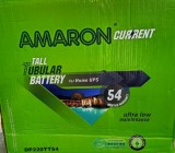 Amaron Current Tall Tubular 220ah Inverter Battery | Amaron AAM-CR-DP220TT54