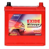 Exide Mileage ML75D23LBH